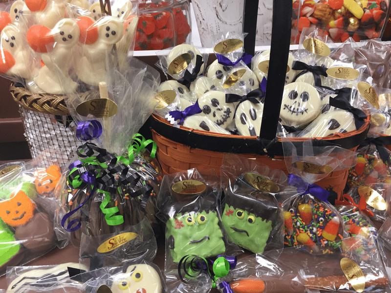fall candy treats